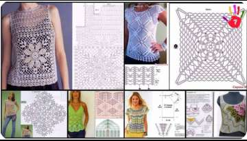 Lace Summer Knitting Patterns