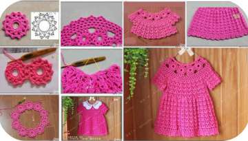 Manufacture of knitting dresses