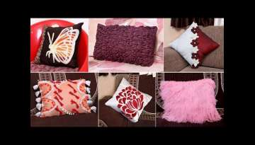 15 Old Clothes Reuse Pillow Cover Making At Home