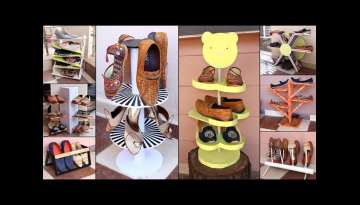 15 Home Shoe Stand Organization Ideas
