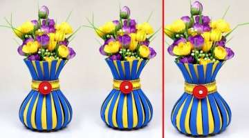 Handmade Flower vase decoration ideas